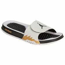 Nike Air Jordan Mens Retro 5 Hydro Slides Shoes Flip Flops Size 13 NIB