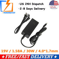 AC Adapter Charger for HP Mini 1000 1100 210 1101 1151NR 110-1020 110-1030nr