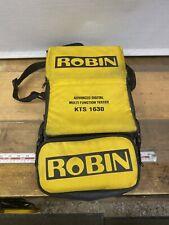 Robin KTS1630 Advanced Digital Multi-function Electrical Tester Kit