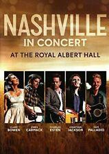 Nashville in Concert at The Royal Albert Hall DVD 2018 Region 2