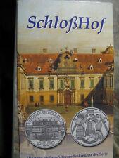 10 Euro Österreich 2003 Schloß Hof   hgh.