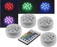 Unterwasser LED Licht mit Fernbedienung Poolbeleuchtung