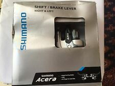 Shimano Acera Shifter/Brake Lever New ST-M360 Left 3 Speed Silver