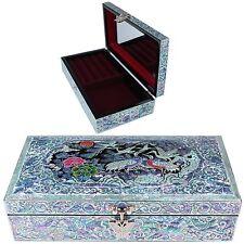 ewelry box Jewelry Organizer Holder Women Gift Items Mother Of Pearl 5028C