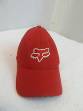 Fox Racing Mens Flexfit Trucker Cap Hat RED