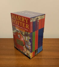 ORIGINAL & SEALED - Harry Potter It's Magic! Box Set 1-4 Books - J.K. Rowling