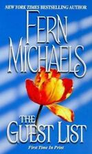 The Guest List by Fern Michaels (2000, Paperback)