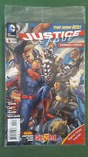 Justice League New 52 #9 DC sealed combo-pack 2012 *CB12