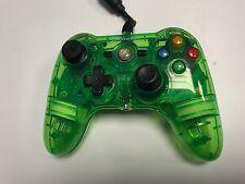 Controlador de Xbox 360 potencia un Verde Control Pad Con Cable