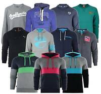 Mens Puma Heritage Logo Hoodie Crew Neck Sweatshirt Jumper Designer Hooded Tops