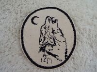 """TNT Wile E Coyote Dynamite Embroidered Patch 3 3//4/"""" Tall x 2 1//2/"""" Wide"""