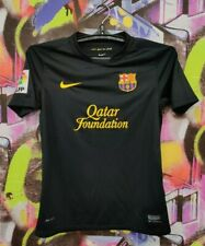 Barcelona FC Spain Football Shirt Soccer Jersey Camiseta Maglia Nike Youth Sz M