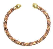 Bangle Bronze Copper And Iron West African Popular Art Tuareg Bracelet