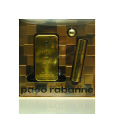 Paco Rabanne One 1 Million Set Eau de Toilette 50 ml + EDT 10 ml + Anhänger NEU