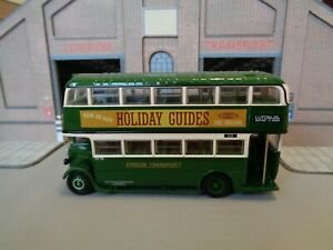 EFE 27808 London Transport Country Area STL Bus on  Rte 321 to Luton 1/76 M/B B2