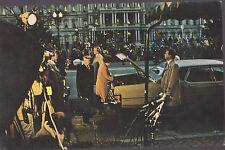 Jimmy Carter  And Rosalynn Unloading Car Plains Folk     # C7