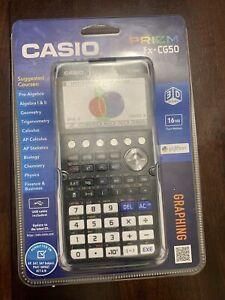 Casio Prizm Fx- CG50