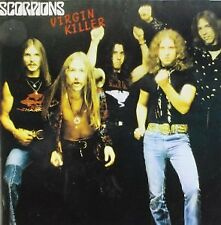 Scorpions - Virgin Killer (NEW CD)