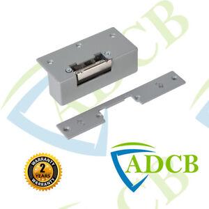 12V Fail-Secure ELECTRIC DOOR RELEASE Keep Mortice Lock Rim STRIKE Mechanism