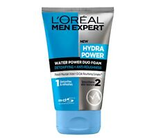 100mL NEW 2015! LOREAL Water Power Duo Foam Hydra Anti Acne Face Wash Cleanser