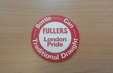 Fullers - London Pride - Traditional Draught - Beermat