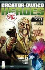 CREATOR-OWNED HEROES (2012) #4 Cover A  New Bagged