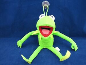 Kermit Slinky Pet Plush with suction cup 14 inch bounces