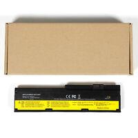 6 Cell Akku für Lenovo ThinkPad X200 X201 FRU 42T4536 42T4538 42T4542 42T4648 DE