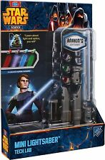 Star Wars Science: Mini Lightsaber Tech Lab Four Colors Anakin Darth Vader Luke