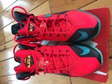 "Nike Lebron XI Elite HERO ""Laser Crimson"" 642846-600 US 10 NWOB"