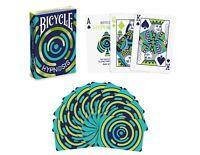 Bicycle HYPNOSIS Spielkarten, Kartenspiel mit Tollem Motiv  NEU!!! Made in USA