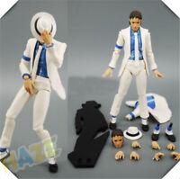 Michael Jackson MJ lisse criminel Moonwalk PVC modèle Action Figure jouet