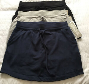 32 Degrees Cool Sizes S M L XL  Active Skort Skorts Skirt Shorts with Stretch