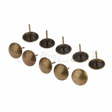 Vintage Furniture Tacks Round Jewelry Box Upholstery Nails Studs Pins Decorative