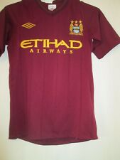 """Manchester City 2012-2013 Away Football Shirt Size 34"""" chest  /43653"""