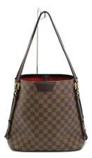 Louis Vuitton Cabas Rivington Shoulder Bag Damier Canvas N41108