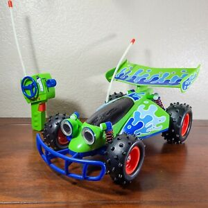 """Toy Story Signature Collection RC Remote Control Buggy Car Thinkway 14"""""""