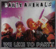 Party Animals-We like to Party cd maxi single