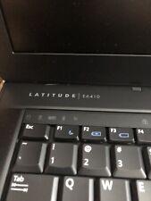 "Dell Latitude E6410 14.1"" Windows 10 i7 1st Gen 2.8GHz 4GB RAM 128GB SSD Webcam"