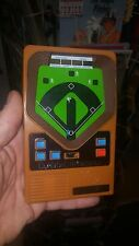 Mattell Classic Electronic Baseball Handheld Game Tested Working 2001