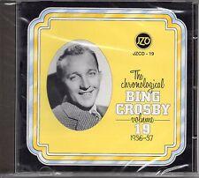 The Chronological Bing Crosby Volume 19 1936-37 CD