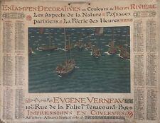 RIVIERE HENRI CALENDRIER POUR 1902
