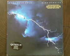Dire Straits - Love Over Gold - QUIEX II Pressing - Promo LP Limited Edition