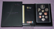 2012 ROYAL MINT DIAMOND JUBILEE COLLECTORS PROOF COIN SET FOR UK