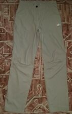 Mammut Lightweight Outdoor Hiking Camping Waterproof Pants 4 Small