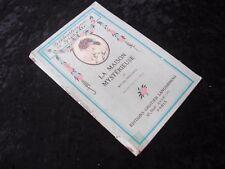 BIBLIOTHEQUE DE SUZETTE LA MAISON MYSTERIEUSE par Mme Ch. PERONNET 1927