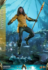 HOT TOYS AQUAMAN MOVIE 1/6 SCALE FIGURE MMS518