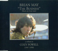 """CD  Brian May – """"The Business"""" (Rock On Cozy Mix) - A Tribute To Cozy Powell"""