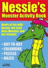Nessie's Activity Book New 9781852170882 Fast Free Shipping.