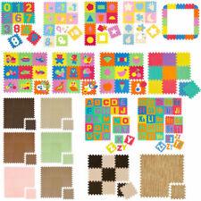 Matte Spiel Puzzlematte Kinderteppich Spielmatte Spielteppich Schaumstoffmatte